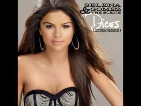 Selena Gomez-Dices nueva cancion letra.mp4!