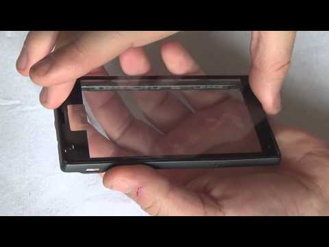 comment demonter sony xperia s
