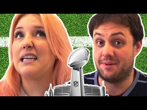 Adverts & a Bit of Sport: Brits describe the Superbowl.