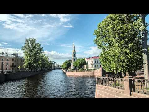 White night saint petersburg russia timelaps walking p1