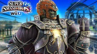 THEY CALL HIM OLD MAN GANON!!! Smash Bros. Wii U w/Viewers! (Road to Super Smash Bros. Ultimate)