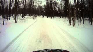 9. 2013 yamaha phazer test ride