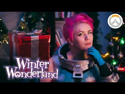 Zarya's Big Fuzzy Siberian Christmas [overwatch Live Action]