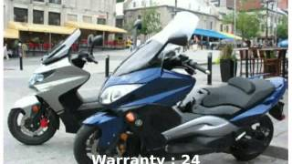 9. [motosheets] 2009 KYMCO Xciting 500 Ri - Specification, Details