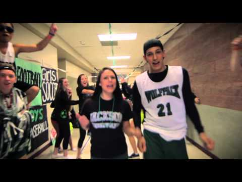 Lip Dub - Henry M. Jackson High School Lip Dub 2013 -