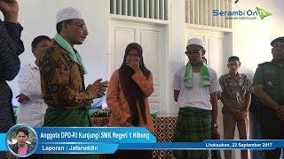 Gelak Tawa Warnai Pertemuan Sudirman Dengan Haji Uma KW-1