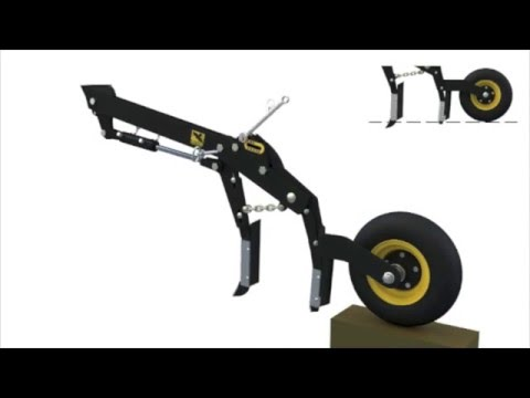 Video: How to Adjust the Depth Setting on Seed Hawk Openers