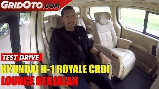 Video Hyundai H-1 Royale CRDi I Test Drive I GridOto MP3, 3GP, MP4, WEBM, AVI, FLV Februari 2018