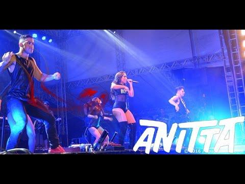 Anitta em Pires Ferreira (Ritmo Perfeito e ginza)