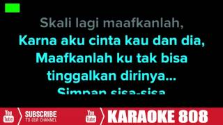 Aku Cinta Kau Dan Dia Lyrics - Dewa 19 Acoustic Versions - Karaoke 808