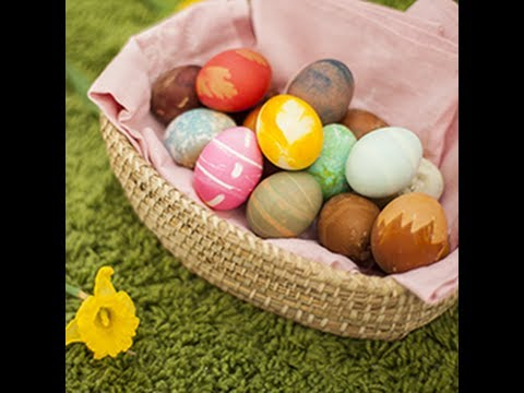 Pasqua 2014 idee per decorare e colorare le uova di - Idee per decorare uova di pasqua ...