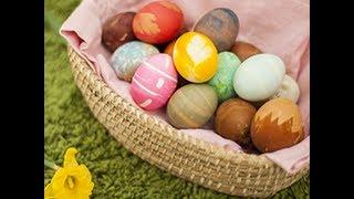 Videoricetta: come decorare le uova per Pasqua