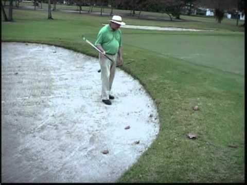 Golf Lesson The Sand Shot