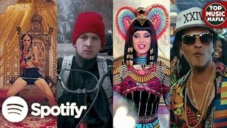 Video Top 100 Most Streamed Songs Of All Time on Spotify (2017) MP3, 3GP, MP4, WEBM, AVI, FLV April 2017