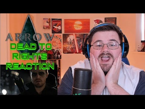 "Arrow - Se1 Ep16 - ""dead To Rights"" - Reaction"