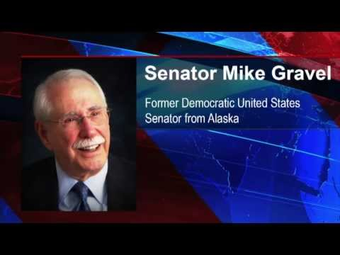 extraterrestrial - Former Sen. Mike Gravel (D-Alaska), joins Steve to discuss why he believes that the White House is hiding the truth about