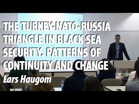 The Turkey - NATO - Russia triangle in Black Sea security. Patterns of continuity and change