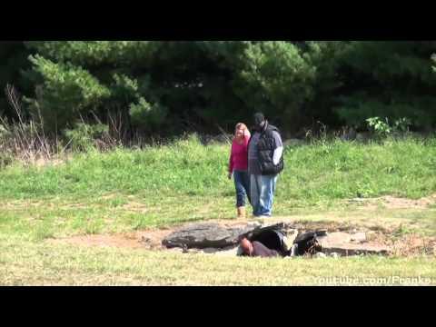 Troll zombie level The Walking Dead - Thời lượng: 2 phút, 27 giây.