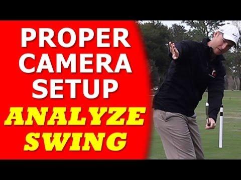 How To Setup Camera to Analyze Your Golf Swing (Golf's #1 Lag Instructor Clay Ballard)