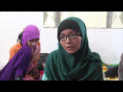 Alors que «l'État islamique» lutte pour défendre son ancien bastion, plusieurs Indonésiens dénoncent les «mensonges» de Daech après avoir fui al-Raqqa en Syrie.