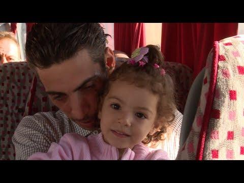 لبنان: لاجئون سوريون يغادرون إلى ألمانيا