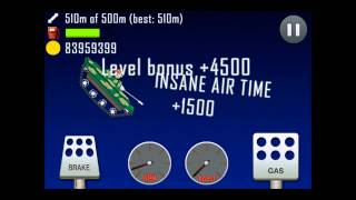 Hill Climb Racing videosu