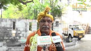 Nassar at Vaigai Express Movie Launch