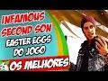 Infamous: Second Son Os Melhores Easter Eggs Do Jogo