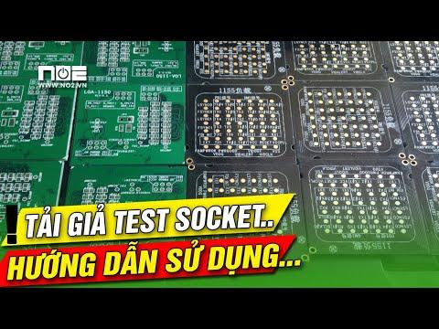 Cpu fake socket 1151 , socket 1150, socket 1155, socket 775, test socket