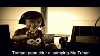 Ratapanku - Baim lyric Video