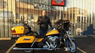 10. 2013 Harley-Davidson Electra Glide Ultra Limited