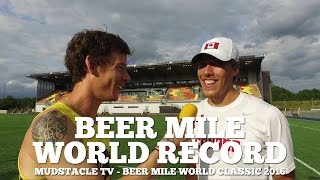 2016 Beer Mile World Classic