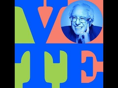 Bernie Sanders Rallies Oceanside to Elect Progressives. GOTV!