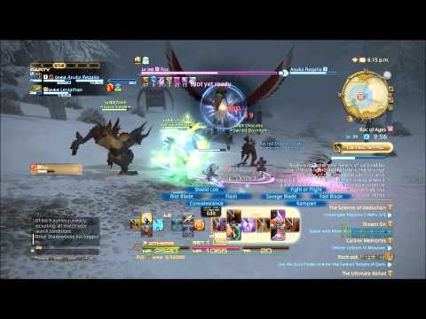 Final Fantasy XIV Realm Reborn – Roc of Ages (PS4)