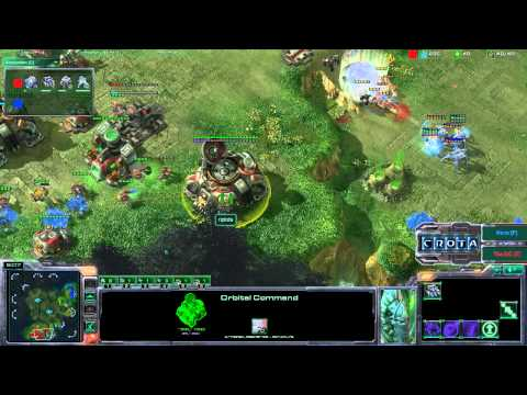 StarCraft 2 - SC596 - Hero (P) vs TheStC (T) on Lost Temple