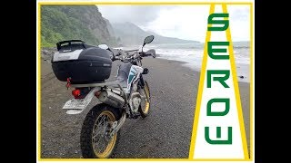 10. Introducing : Yamaha Serow Adventure