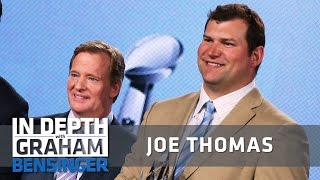 Joe Thomas: Fire Roger Goodell