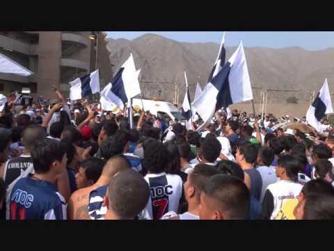 Video - LA MINISTRA TEMA 2013 COMANDO SVR LA #20 - Comando SVR - Alianza Lima - Peru