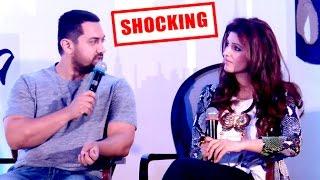 Video Twinkle Khanna Makes FUN of Aamir Khan In Public MP3, 3GP, MP4, WEBM, AVI, FLV Januari 2019