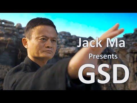 JACK MA GSD (Gong Shou Dao) 功守道电影预告片 Official Trailer 马云 - Thời lượng: 7:05.