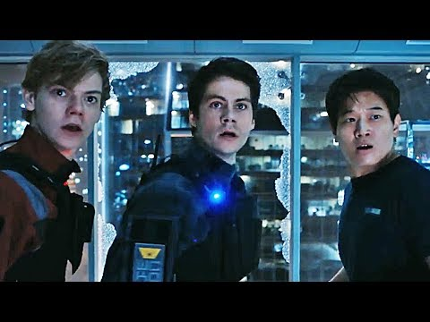 Maze Runner 3: The Death Cure - Any Ideas? | official FIRST LOOK clip (2018)
