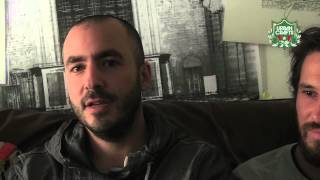 Strohm – audiovisueel experiment