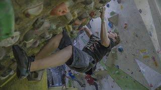 Matthew Phillips: GB Paraclimber And Strong Man by Matt Groom
