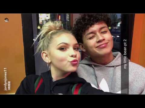 Jordyn Jones and Brandon Westenberg👫