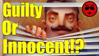 The TRAGIC TRUTH Behind Hello Neighbor | Culture Shock