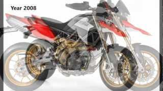 9. Aprilia Dorsoduro 750 - Review [Photoset & Movie]