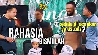 Video MASYAALLAH, Dahsyatnya RAHASIA Bismillah yang jarang diketahui - Ustadz Adi Hidayat LC MA MP3, 3GP, MP4, WEBM, AVI, FLV Februari 2019