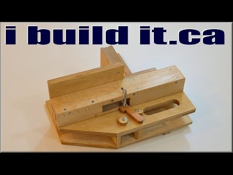 Jig - This is a details video going through the assembly steps for building the Advanced box joint jig. Plans available here: http://www.ibuildit.ca/Sales/sales-2....