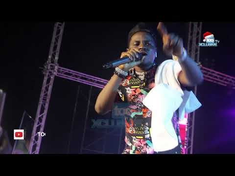 Kenny Blaq In New Comedy Performance At Small Doctor's Omo Better Concert