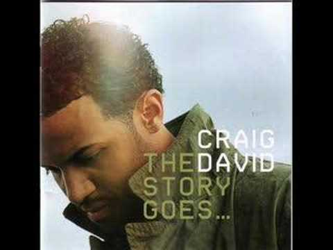 Craig David - My Love Don't Stop